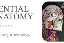 Essential Anatomy 5 5.0注册版-3D解剖学习工具-联合优网