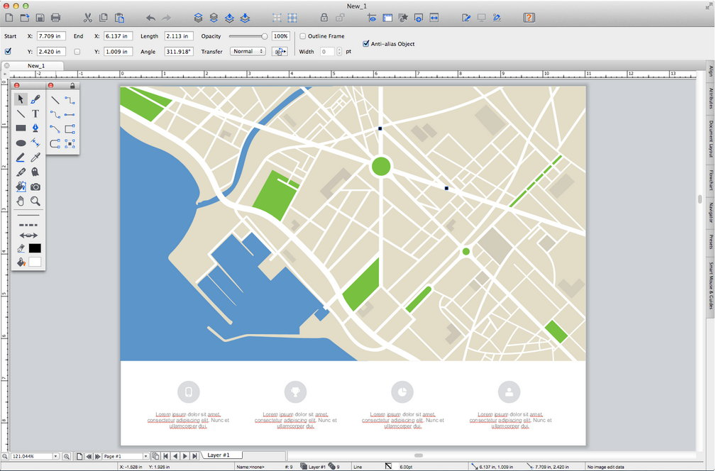 ACD System Canvas Draw 3.0.1 MacOSX 注册版-矢量绘图
