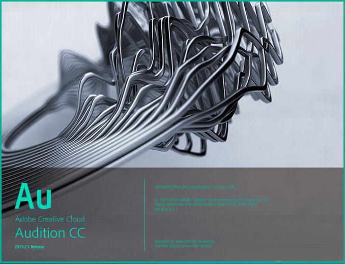 Adobe Audition CC 2015.2 v9.2.1多语言中文版-音频编辑工具