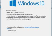 KB3176934积累更新补丁将Windows 10 1607更新至Build 14393.82附下载-联合优网