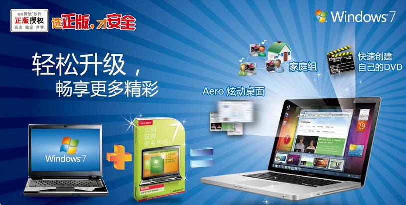 Windows 7 专业版/企业版原版ISO光盘镜像---简体中文/繁体中文/英文