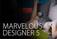 Marvelous Designer 5.5 Enterprise 2.4.58.18912 Win/Mac注册版-三维服装设计-联合优网