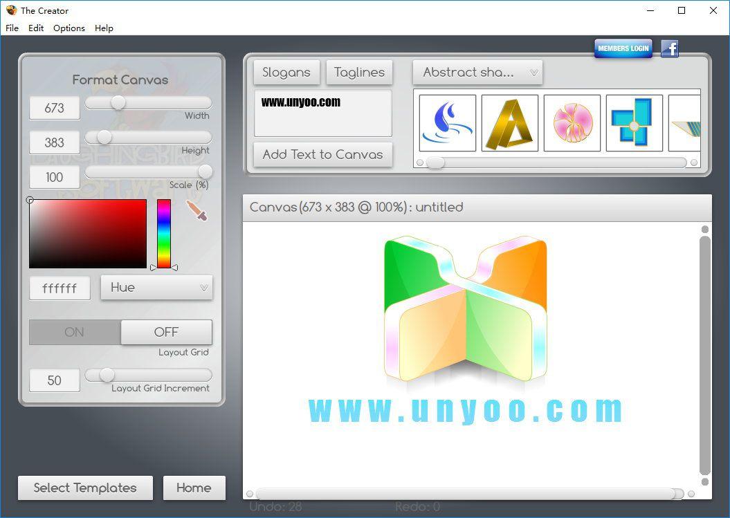 The Logo Creator 7.2.7 Win/Mac多语言中文注册版