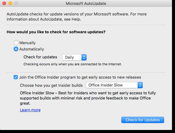 微软正式推出Office 2016 for Mac 64位版本