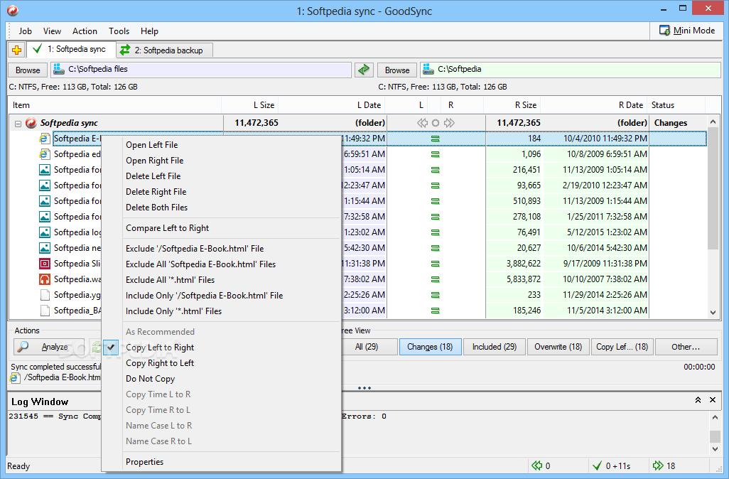 GoodSync Pro 9.9.55.5多语言中文注册版-同步工具