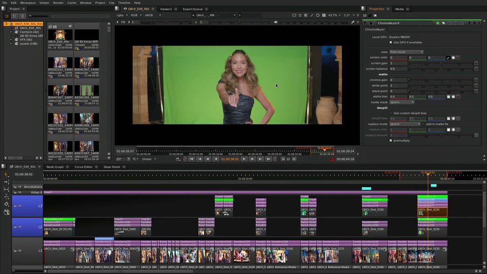 NUKE Studio 10.5v2 x64注册版附注册机-视频特效合成