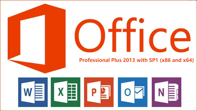 Office Professional Plus 2013 with SP1 (x86 and x64)正式零售版-简体中文/繁体中文/英文