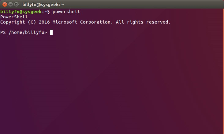 PowerShell-on-Linux-2