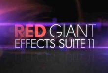 Red Giant Effects Suite 11.1.10 Win/Mac注册版-红巨星超级特效插件套装-联合优网