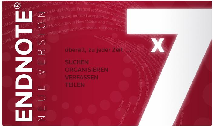 Thomson Reuters EndNote X7.6 MacOSX注册版-参考文献管理软件