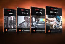Red Giant Shooter Suite 13.1.2 Win/Mac注册版-红巨星后期插件套装-联合优网