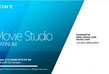 Sony Movie Studio Platinum 13.0 Build 960多语言注册版附注册机-【四虎】影院在线视频