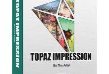 Topaz Impression 2.0.4注册版附注册码-手绘滤镜-联合优网