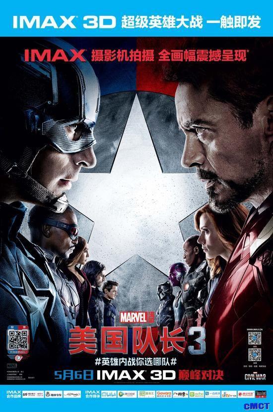 美国队长3: 内战.Captain.America.Civil.War.2016.1080P.X264