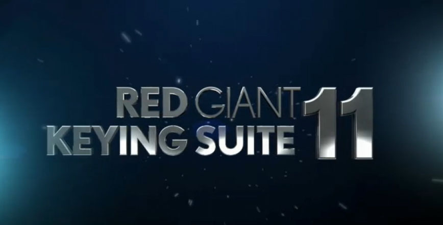 Red Giant Keying Suite 11.1.8 Win/Mac注册版-红巨星抠像插件套装