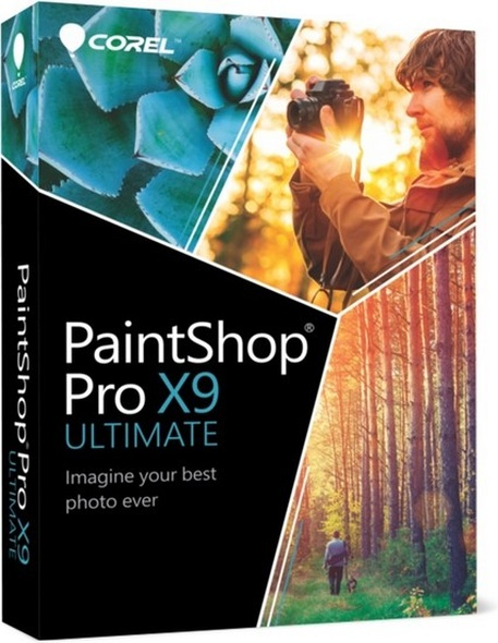 Corel Paintshop Pro X9 Ultimate v19.0.2.4+Content x86/x64-中文注册版