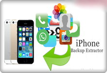 iPhone Backup Extractor 7.3.0.1343正式版-iPhone备份提取工具-联合优网