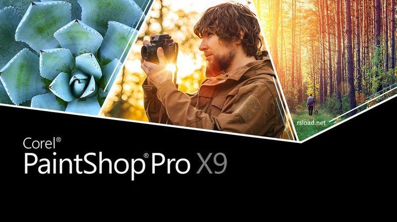 Corel PaintShop Pro X9 v19.0.1.8 x86/x64-注册版