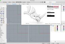 Rhinoceros for Mac 5.2.3 MacOSX 多语言注册版-3D造模-联合优网