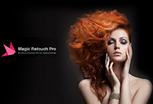 Magic Retouch Pro 3.4 plug-in for Photoshop Win/Mac 注册版-PS磨皮润肤化妆插件-联合优网