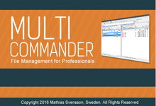 Multi Commander v6.4.8 Build 2265+Portable 多语言中文版-联合优网