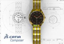 DS CATIA Composer R2017 HF1/R2016x HF5 多语言注册版-联合优网