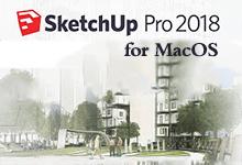 SketchUp Pro 2018 v18.0.16975 for Mac 多语言注册版 - 建筑草图设计软件-联合优网
