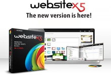 WebSite X5 Professional 12.0.9.30 多语言注册版附注册机-可视化网页设计-联合优网