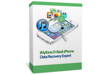 iMyfone D-Back iPhone Data Recovery 4.5.0.0注册版-iPhone数据恢复-联合优网
