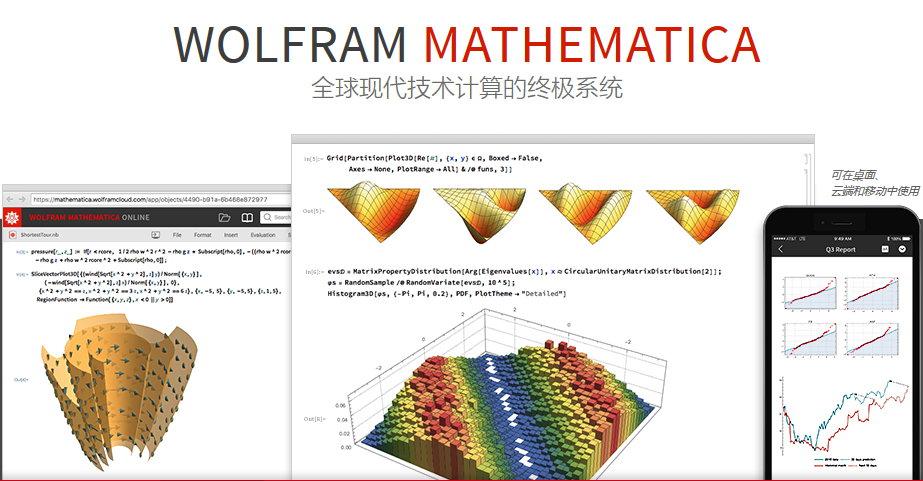 Wolfram Mathematica v11.2.0 Win/Mac/Linux 多语言中文注册版附注册机