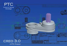 PTC Creo v3.0 M190 x86/x64 多语言中文注册版 - 2D/3D设计软件-【四虎】影院在线视频