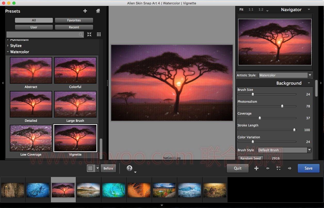 Alien Skin Exposure X2 Bundle 1.0.0.78 Revision 35179 MacOSX 注册版- 顶级PS胶片滤镜套件