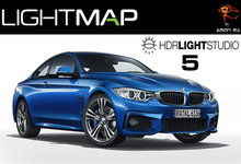 HDR Light Studio 5.3.5 注册版-3D渲染软件-联合优网
