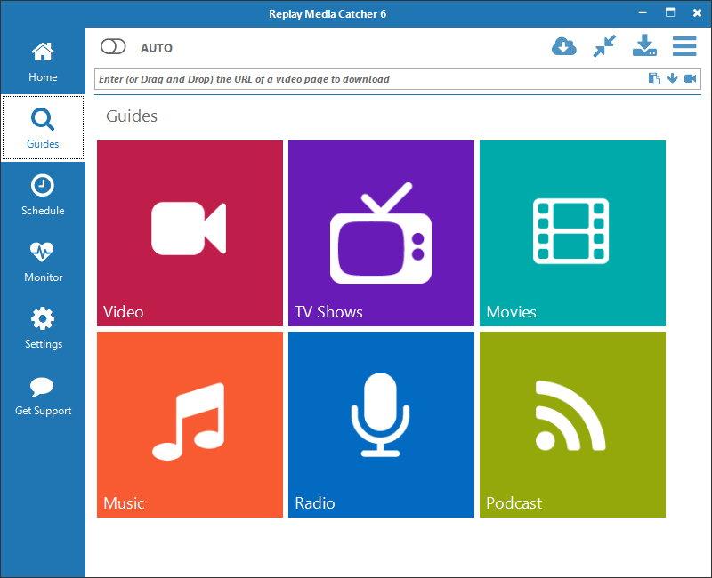 Replay Media Catcher 6.0.1.54 注册版-在线视频下载转换