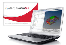 Altair HyperWorks 14.0.220 Win/Linux多语言注册版-全面的CAE平台-联合优网