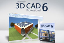 Ashampoo 3D CAD Professional 6.0 多语言注册版- 3D CAD图纸绘制-联合优网