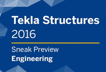 Tekla Structures 2016i/2016 注册版 - 钢结构详图设计软件-联合优网