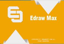 Edraw Max 8.4 多语言注册版-亿图图示专家-流程图制作-联合优网