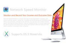 Network Speed Monitor 2.0.11 MacOSX 注册版-网速监测精灵-联合优网
