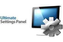 Ultimate Settings Panel 5.0/Pro 3.1注册版-系统设置终极工具包-联合优网
