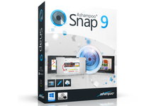 Ashampoo Snap 9.0.5 多语言中文注册版附注册码-屏幕截图工具-联合优网