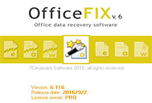 OfficeFIX Platinum Professional 6.117 注册版-Office文件修复-联合优网