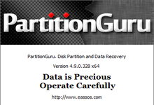 PartitionGuru 4.9.1.334 Professional x86/x64 注册破解版-磁盘分区与数据恢复工具-联合优网