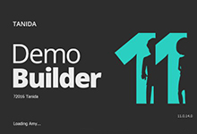Tanida Demo Builder 11.0.15.0 注册版 - 交互式屏幕录制工具-联合优网