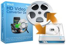 WinX HD Video Converter Deluxe 5.9.5 Build 261多语言中文注册版附注册版-高清视频转换-联合优网