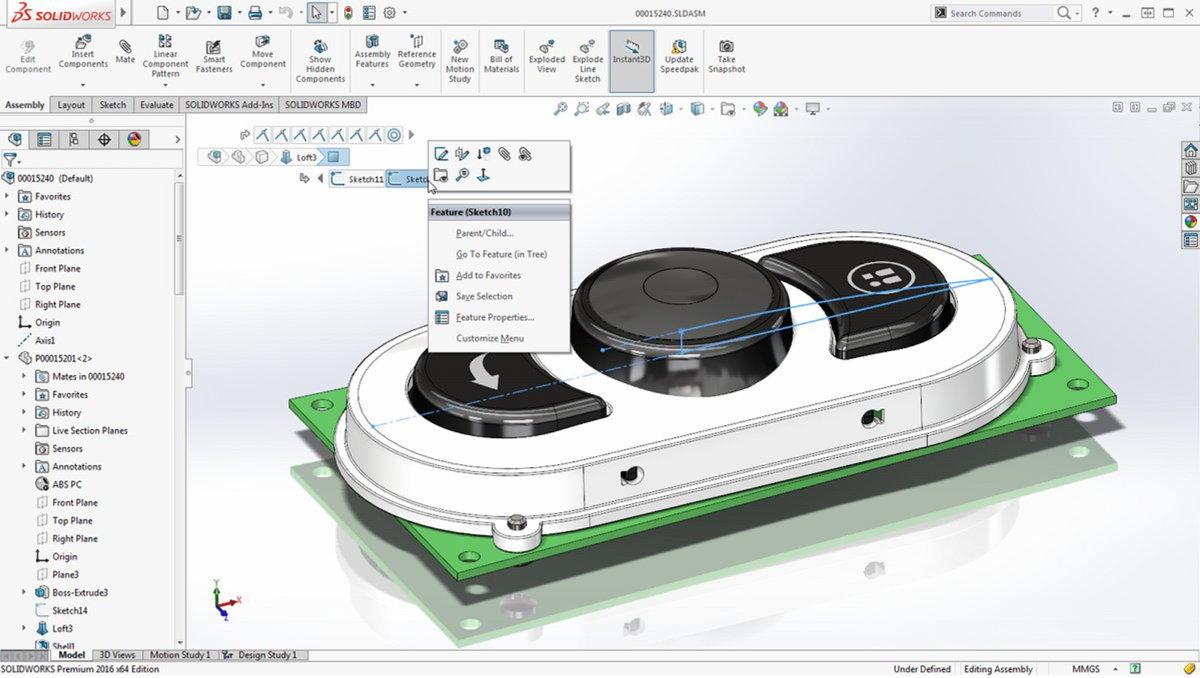 Solidworks Premium 2016 SP4.0 多语言中文注册版-3D设计