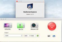 neoScreen Capture 1.0 MacOSX 注册版附正版注册码-屏幕录像软件-联合优网