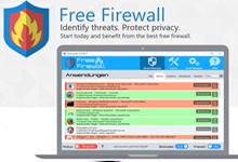 Free Firewall v2.4.2 多语言中文版-免费防火墙软件-联合优网