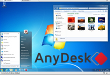 AnyDesk v6.0.8 多语言中文正式版- 免费小巧的远程协助软件-联合优网
