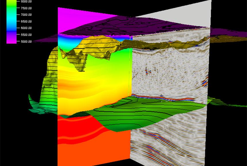 Schlumberger Petrel 2015.5 多语言中文注册版-三维地质建模软件